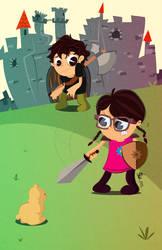 Castillo y espada