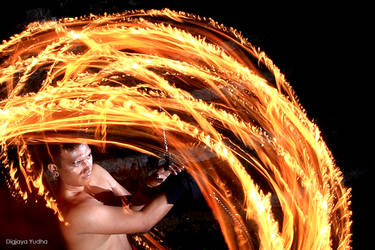In the ember of fire by Digjaya-Yudha