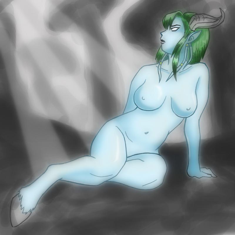 Dreanei Naked 115