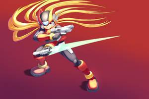 Megaman Zero Fanart #4
