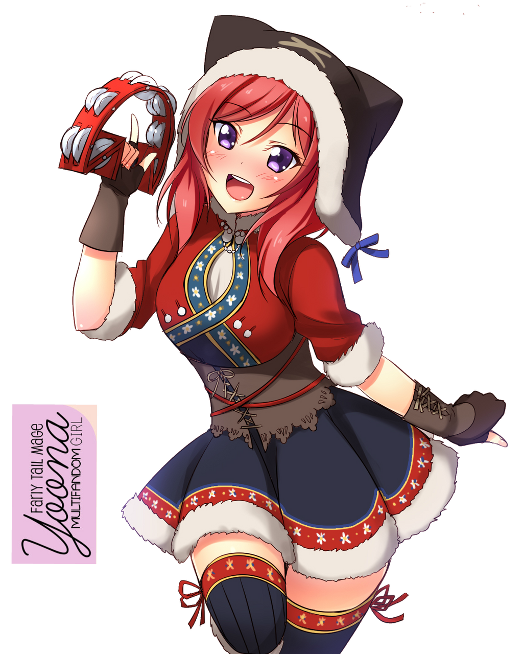 Love Live Iphone Wallpaper Maki : Love Live:Maki Nishikino Render by YoonaFandom on DeviantArt