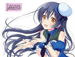 Love Live:Umi Sonoda Render Version 1 by YoonaFandom