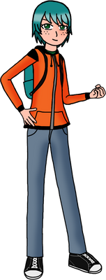 Red Dasher- Hannah Diamond (Ace)