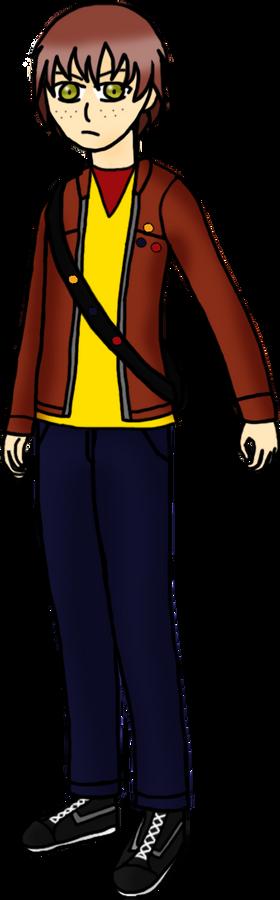 Red Dasher- Logan Sheridan (Blaze)