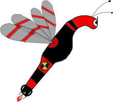 Red Dasher enemies: Flyme