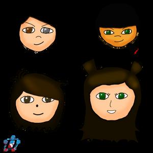 All Boro Teen Faces