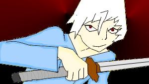 my version of Kitsune by free2scream1234