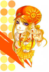 Miss Sunshine by shiawase-chan