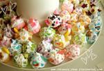 Deco Lolita Cupcake Rings