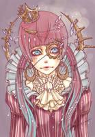 Steampunk Girl by shiawase-chan