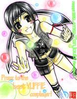 Yuffie for torakiji by shiawase-chan
