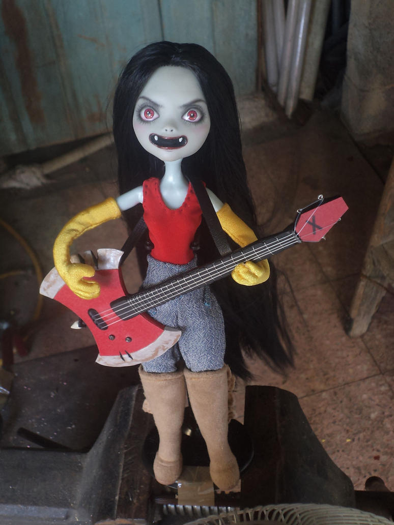 Marceline by izz8
