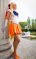 Sailor Venus: Pillar of Strength by KoriStarfire