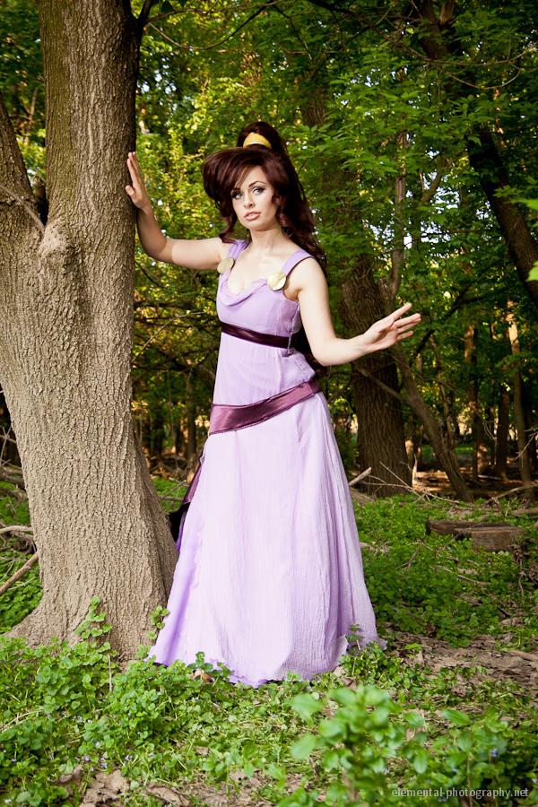 Disney Heroine: Megara by KoriStarfire