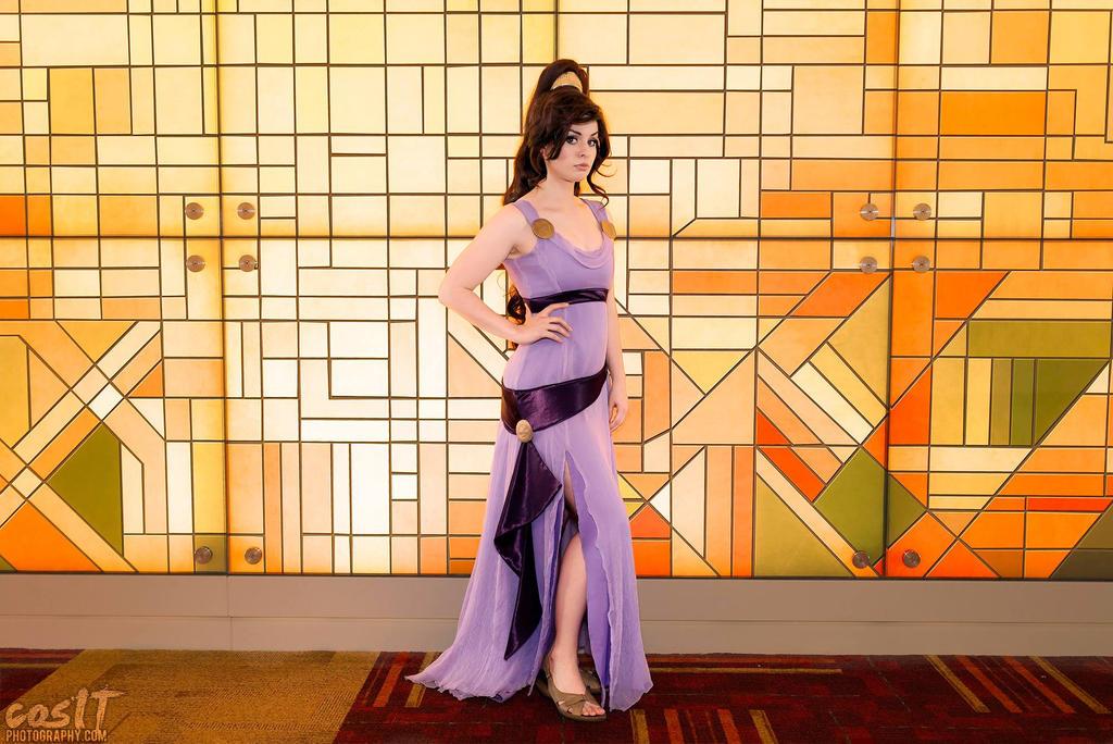 Megara, More beautiful than Aphordite by KoriStarfire