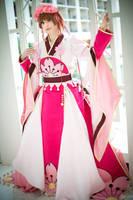 TRC: Sakura hime actually awake! by KoriStarfire