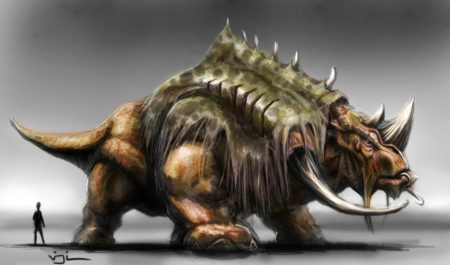 The Big Guy. by vijil
