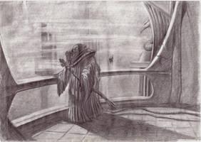 Finished Priest by vijil