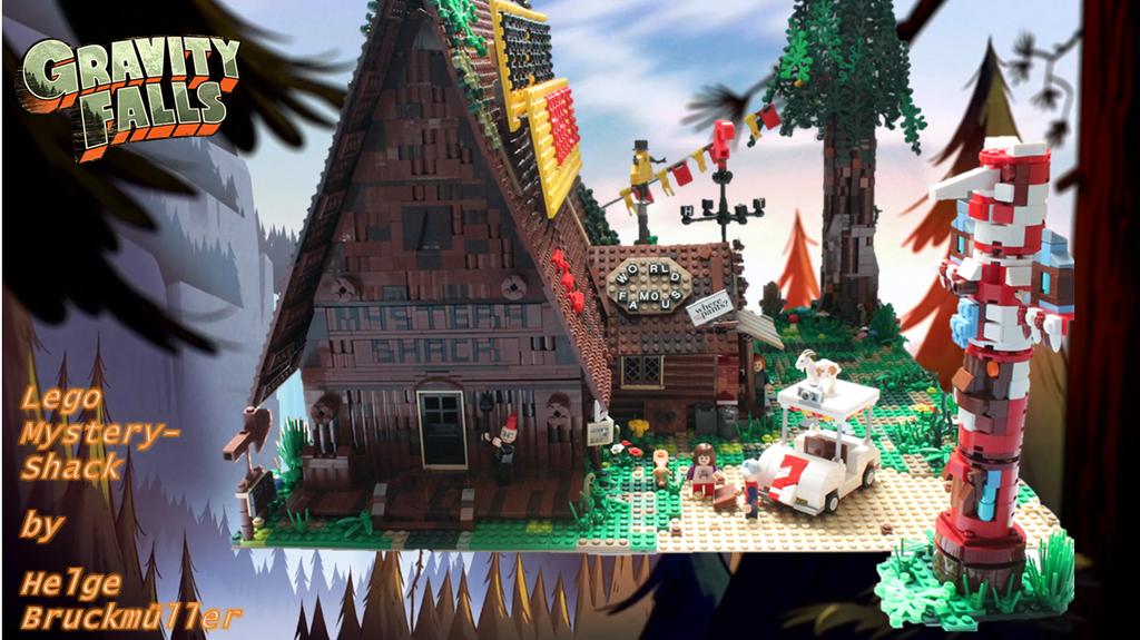 Gravity Falls Mystery Shack Complete Ii By Helgohoernchen On Deviantart
