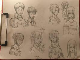 AOT sketchdump