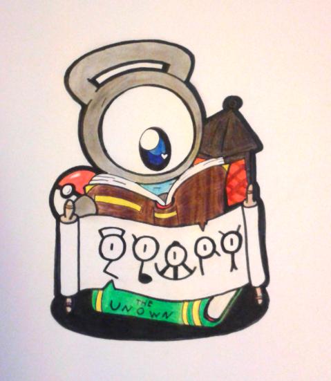 New badge design by GluryTheUnown