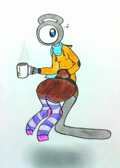 New socks by GluryTheUnown