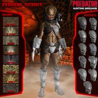 Predator: Hunting Grounds - Female Predator Scout