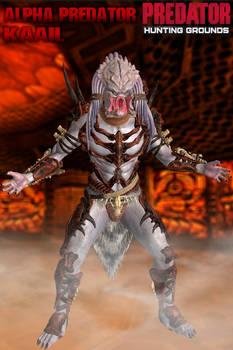 Predator: Hunting Grounds - Alpha Predator (Kaail)