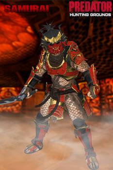 Predator: Hunting Grounds - Samurai