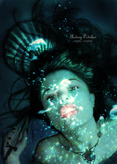 End Of An Oceanid by audrey-october