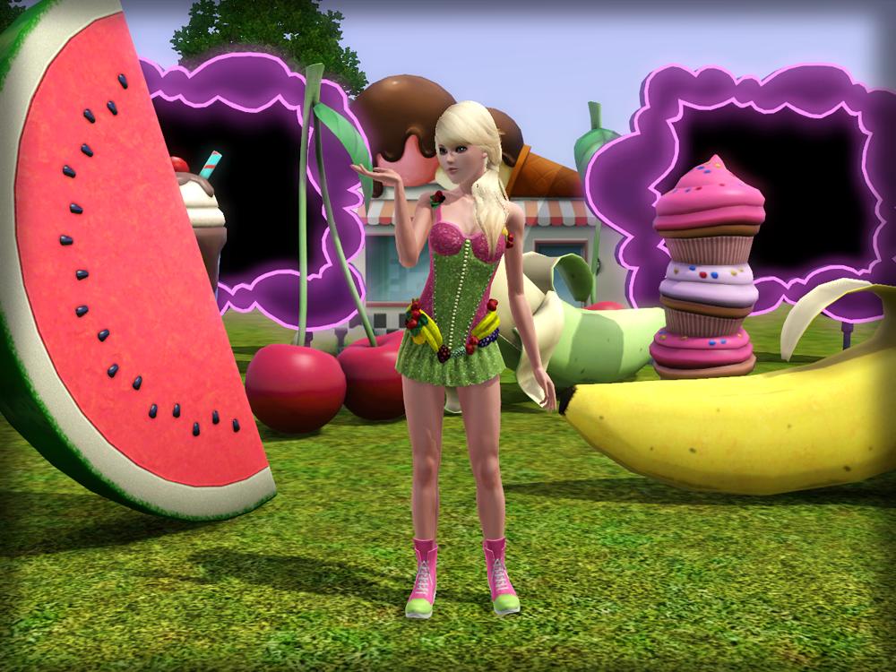 Fruit Princess by D3N1ZFTW