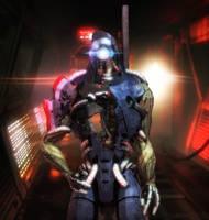 Mass Effect - Legion by D3N1ZFTW