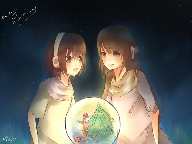 Merry Merry Stargaze by maya-kira