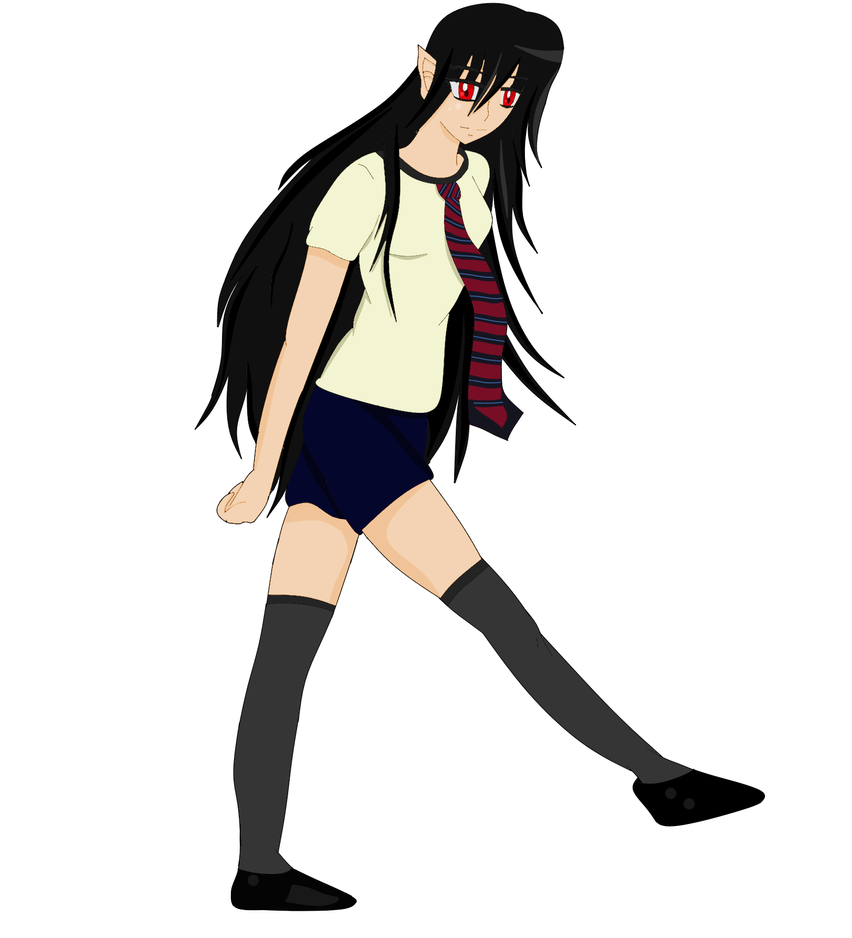 {Request} Blue Exorcist OC -Mary Okumura by AsukiSanNMei