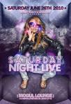 Saturday Night Live Flyer1