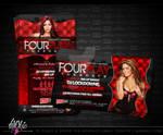 Fourplay Tuesdays Flyer