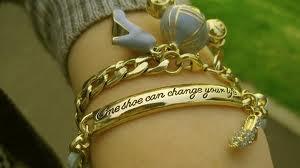 New Fashion style bracelet by ailsalu
