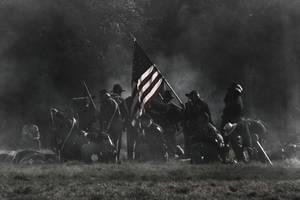 American Civil War by untrodenleader