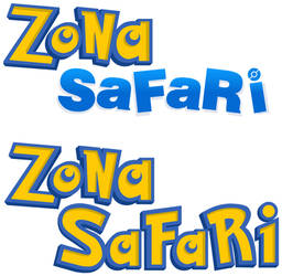 ZONASAFARI.NET logo designs