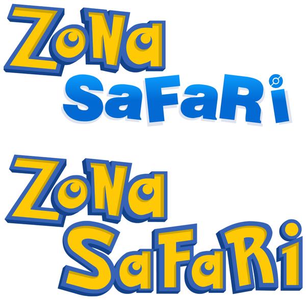 ZONASAFARI.NET logo designs by pokesafari