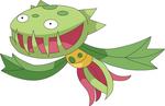 Carnivine - PL Sprite to Anime by pokesafari