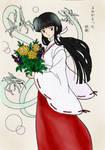 Coloring Book Kikyo