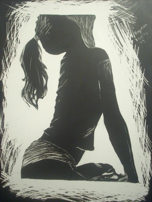 Scratch Art1 by VirginiaRoundy