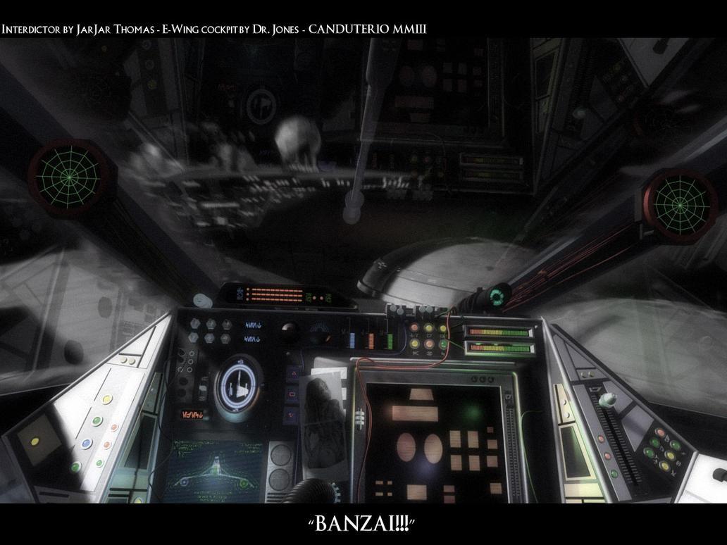 Banzai by Canduterio