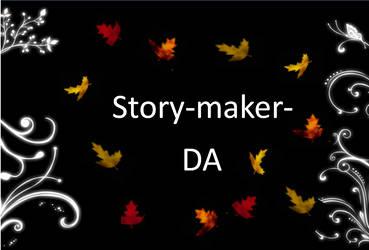 Story-maker-DA by lillybow123