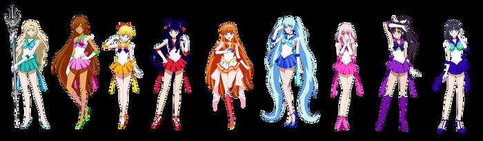 Sailor Guardians
