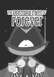 BBRae: The Possibilities of Forever Cover by samarasketch