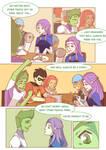 Titans: Refuge in Arkham #13