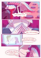Titans: Refuge in Arkham #18 by samarasketch