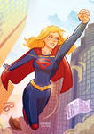 From Supergirl to Superwoman